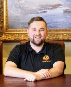 Gordon Defense Support Staff - Grant Malone