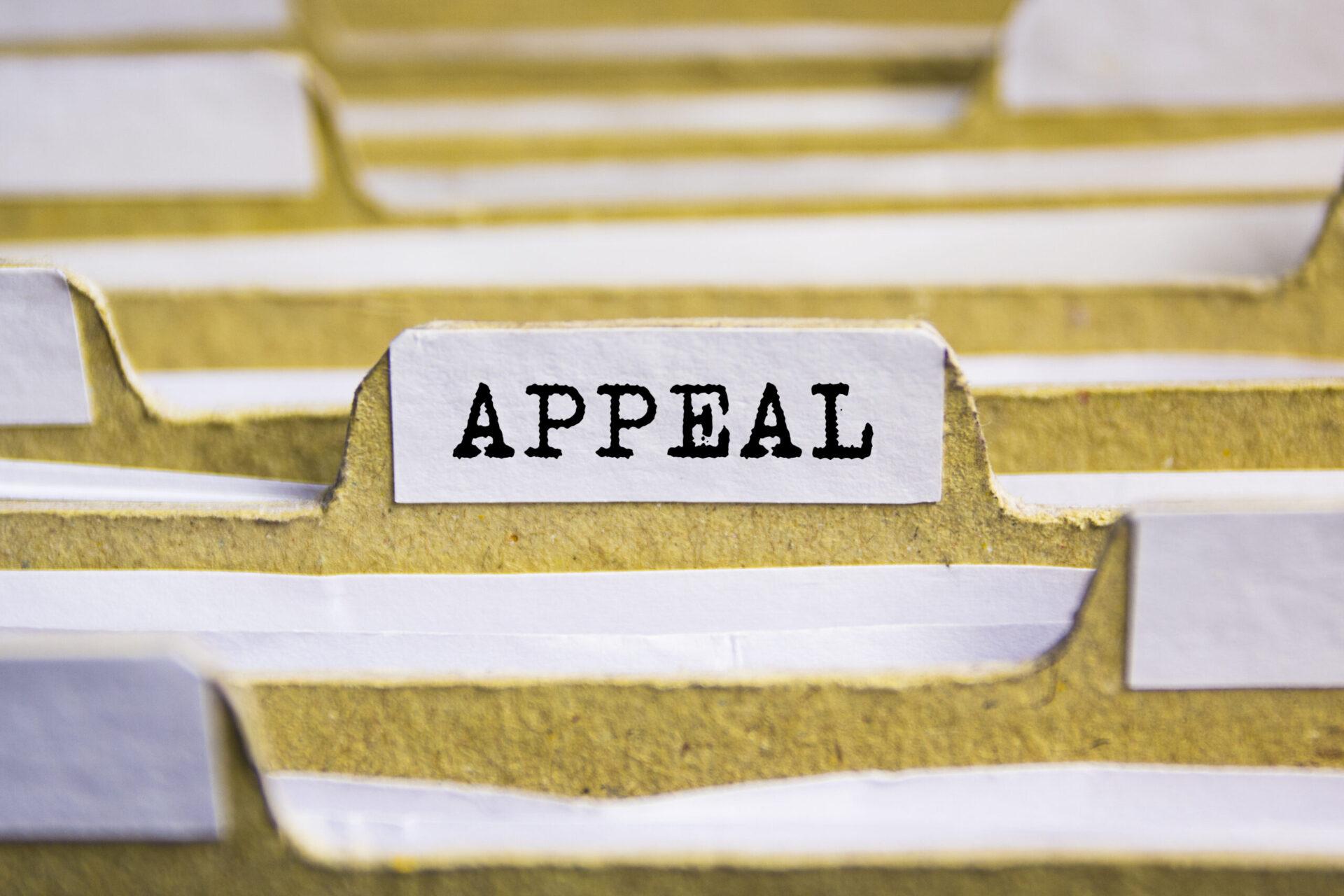 kallas 2255 appeal