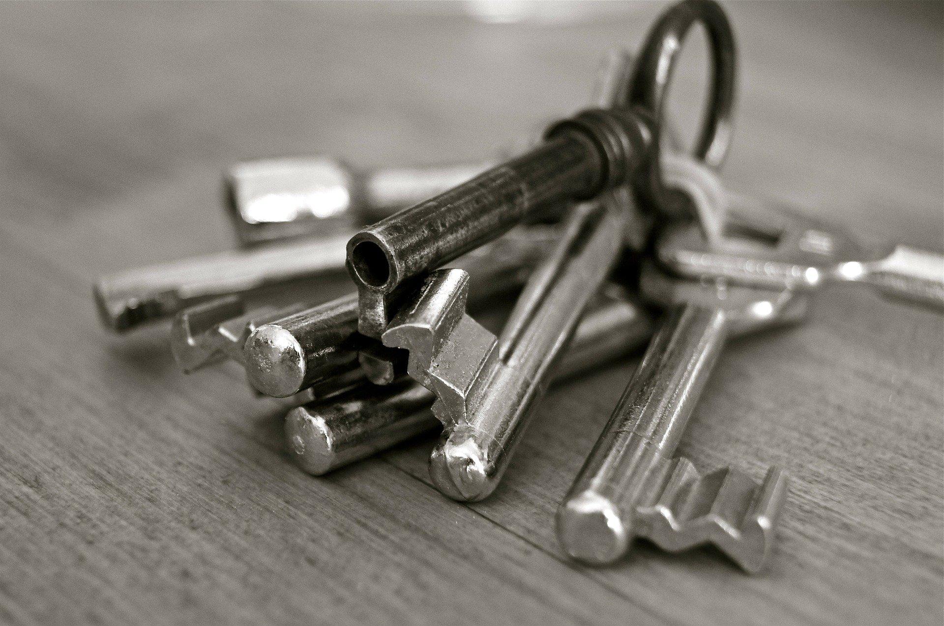 reentry keys