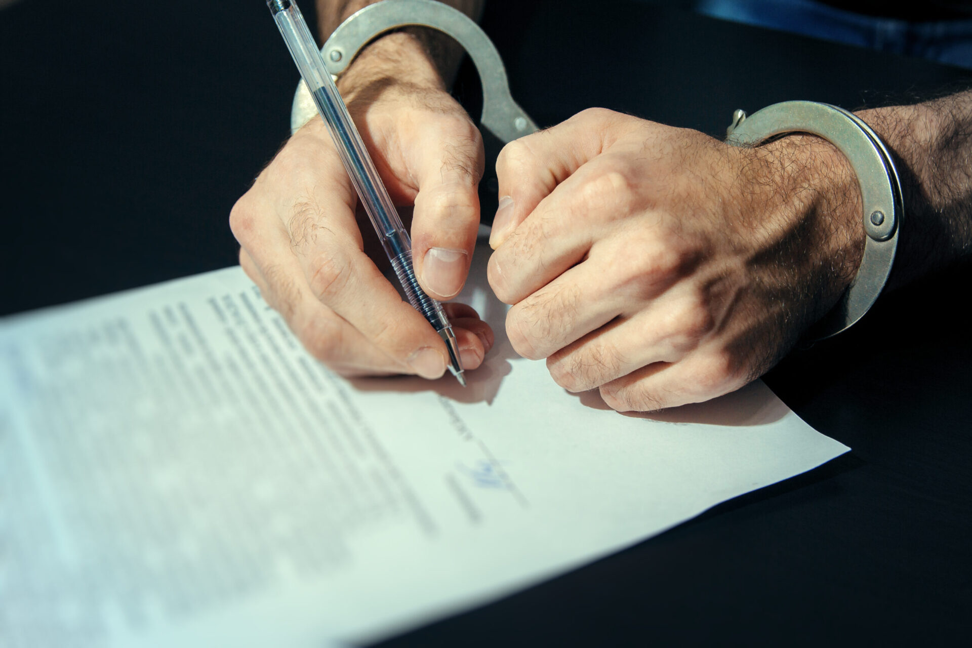 Plea agreements are a vital part of the process.